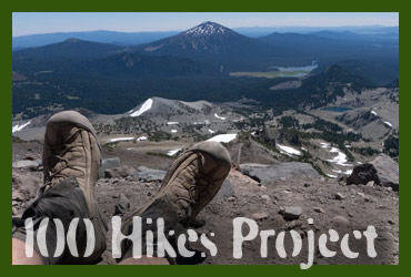 100 Hikes Project