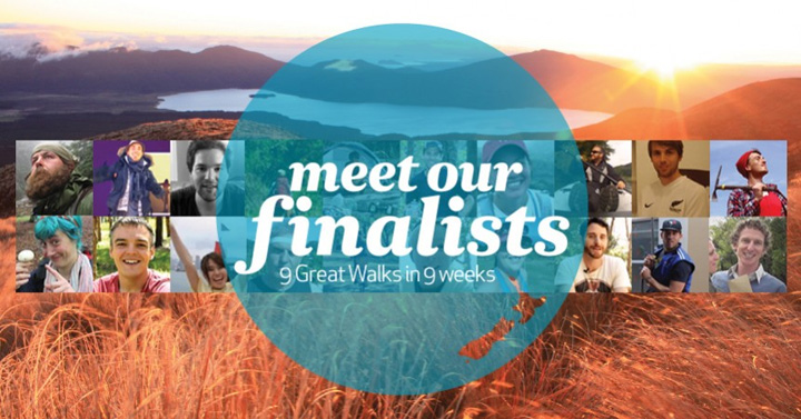 Great Walker NZ Finalists